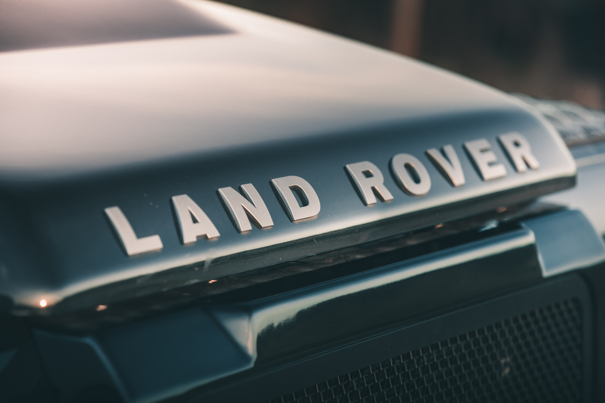 Leeuwenkamp Land Rover Hood